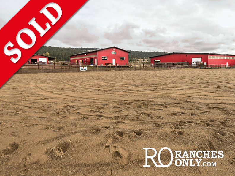 SOLD High Kelly Ranch > Logan Lake | 2299.86 Acres| Executive Home With Private Lake