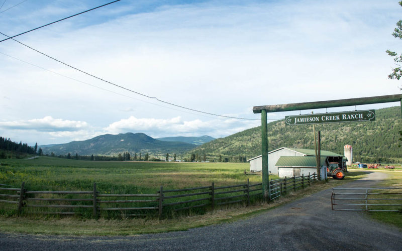 Jamieson Creek Ranch