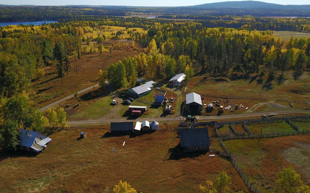 SOLD!  Miocene Ranch Ltd.  > Williams Lake | 1396 Acres/13 titles | 2 Residences | 400 Acres Hay | Grazing License