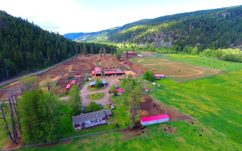 Mullin Tulameen Ranch