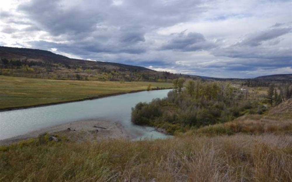5638 Hanceville Cut-off Road  > Hanceville, BC | 250 Acres | 3 Bed, 3 Bath Home | Chilcotin Riverfront | 80 Acres Hay Fields | Water Licence