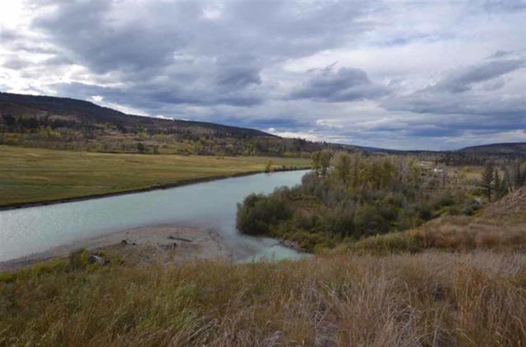 5638 Hanceville Cut-off Road  > Hanceville, BC | 250 Acres | 3 Bed, 3 Bath Home | Chilcotin Riverfront | 80 Acres Hay Fields | Water Licence